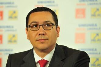 Ponta anunta ca ii propune ca ministri pe Andronescu la Educatie si pe Hasotti la Cultura