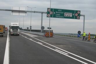 Centura in regim de autostrada a municipiului Arad se inaugureaza astazi