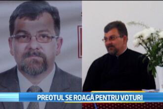 Un preot candideaza la consiliul local din Homorod.