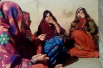 Video: 4 femei din Pakistan risca moartea pentru ca au dansat la o nunta. Ultimele imagini cu ele