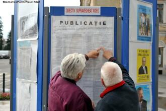 Romania voteaza pe 10 iunie. Peste 18,3 milioane de persoane au drept de vot la alegerile locale
