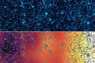 NASA a surprins inceputul Universului. FOTO INCREDIBILA