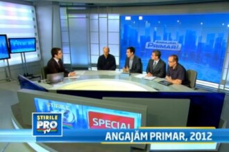 Stirile ProTV Special. CTP: Traian Basescu, principalul vinovat pentru esecul PDL. VIDEO INTEGRAL