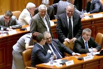 Efectul victoriei categorice in alegeri: Guvernul Ponta ramane fara 16 sustinatori in Parlament