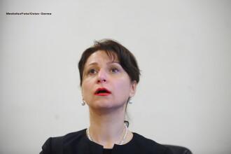 Sorina Placinta a demisionat din PDL si a trecut la PNL:Pe mine nu ma ameninta nimeni in secolul XXI
