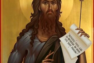 SFANTUL IOAN BOTEZATORUL. Legende si traditii de Taierea Capului Sf. Ioan Botezatorul: de ce sa nu tai nimic cu cutitul