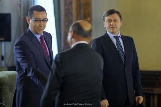Scrisoarea deschisa a lui Traian Basescu catre Antonescu si Ponta despre referendum
