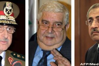 Un nou Guvern a fost format in Siria. Trei ministri si-au pastrat functiile