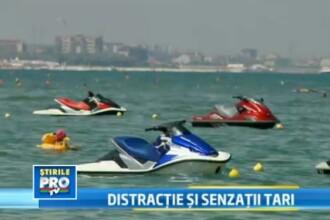 Cat costa senzatiile tari pentru turistii care au ales marea din Romania in acest weekend
