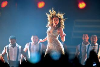Jennifer Lopez vine in Romania pe 15 noiembrie.Bucurestiul, pe harta turneului mondial