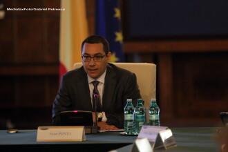 Premierul Victor Ponta a anuntat REMANIEREA GUVERNULUI