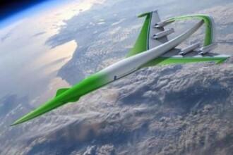Avionul supersonic al viitorului. Ce stie sa faca X-54
