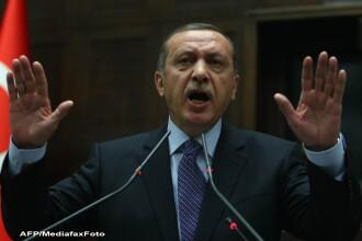 Ankara a reclamat la ONU un act ostil din partea Damascului, dupa doborarea avionului F-4 turc