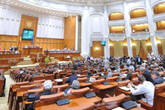 Conducerea Camerei, convocata pentru o sesizare a PDL la CC pe hotararea privind referendumul