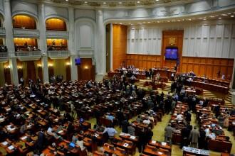 Inca o plecare din PDL. Gheorghe David a anuntat in plenul senatului ca se inscrie in PSD