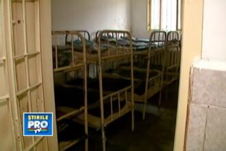 Imagini VIDEO din interiorul Penitenciarului Rahova. Cum arata in 2009 CELULA detinutilor si baia