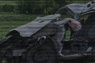 Misiune a politistilor incheiata tragic. Doi subofiteri, morti intr-un accident, in Maramures
