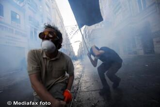 1.700 de persoane, retinute in cursul manifestatiilor violente din Turcia. Reactia lui Erdogan