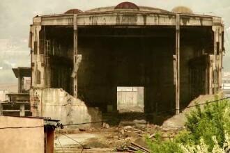 Peisajul apocaliptic al colosilor industriali in ruina. Dupa 1990 ne-am batut joc de o industrie de miliarde de dolari