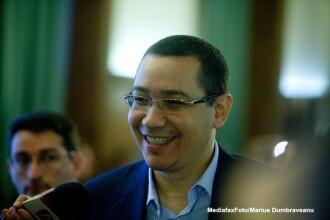 Ponta anunta, la Berlin, ca va mentine cota unica de 16% pe parcursul celor patru ani de guvernare