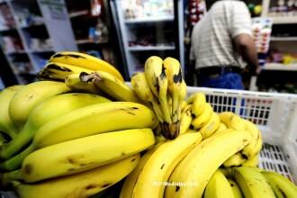 Angajatii unui supermarket din Germania au facut o descoperire de necrezut intr-o lada cu banane