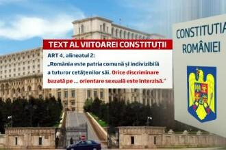 Remus Cernea, despre prevederile noii Constitutii: