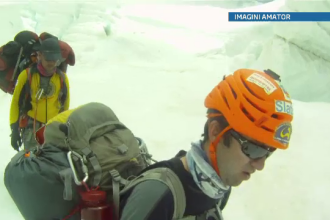 Alpinistul roman Horia Colibasanu s-a intors din Himalaya. A urcat 6 varfuri de peste 8.000 de metri