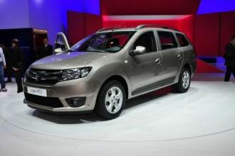 Dacia a devenit mai populara decat Jaguarul in Marea Britanie. Vanzarile din acest an depasesc deja totalul din 2013