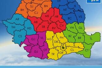 Traian Basescu despre regionalizarea Romaniei: