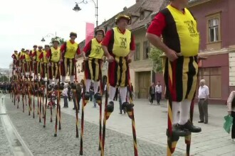 Festivalul International de Teatru de la Sibiu s-a incheiat intr-o atmosfera magnifica