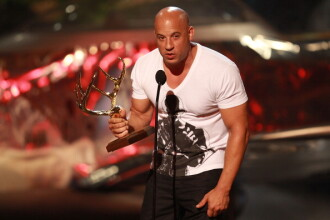 Vin Diesel primeste o stea pe Hollywood Walk of Fame