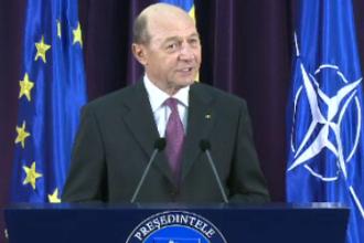 Basescu: Am declansat procedura pentru un nou referendum pentru unicameral si 300 de parlamentari
