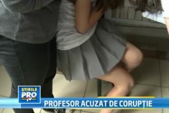 Profesorul de muzica din Buzau, acuzat de coruptie sexuala de catre 6 eleve, a fost retinut
