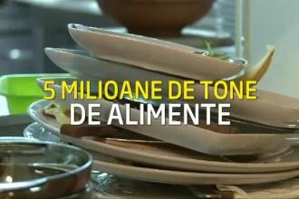 Solutii pentru risipa de alimente din Romania. Produsele in prag de expirare, reduse cu pana la 70%