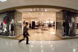 Cat castiga un angajat de la Zara sau de la H&M