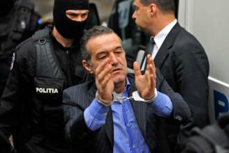 Cererea lui Gigi Becali de schimbare a regimului de detentie, respinsa