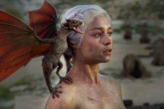 Fenomenul Game of Thrones. Tot mai multi bebelusi au inceput sa fie botezati dupa numele personajelor din serial