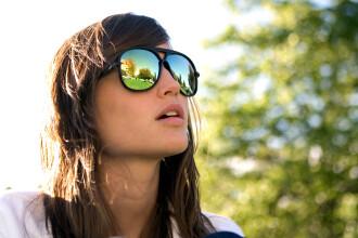 Cata protectie iti ofera ochelarii de soare. Efectele negative ale ultravioletelor asupra ochiului