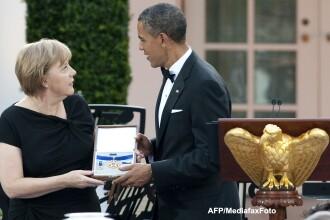 Dupa scandalul cu Merkel, Obama anunta la o televiziune germana: Serviciile de informatii vor continua sa spioneze strainii