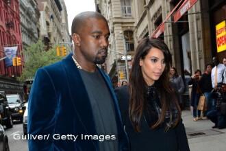 Kim Kardashian a fost ceruta de sotie de Kanye West. Nunta a fost programata in septembrie