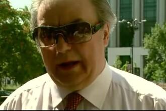 Corneliu Vadim Tudor, executat silit la cererea presedintelui ANI: