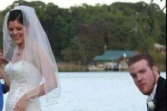 A vrut sa dea divort in ziua nuntii. Cum a fost surprinsa mireasa de catre sotul ei. FOTO
