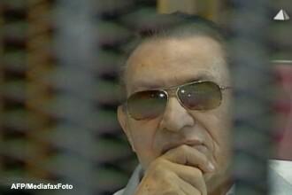 Hosni Mubarak, achitat de acuzatiile de complicitate la crima din timpul revoltei din 2011. Fostul presedinte ramane inchis