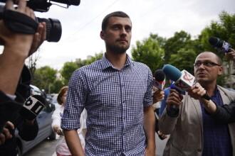 Gabriel Tamaş rămâne în arest până duminică. Ce pedeapsă riscă