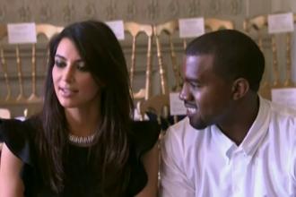 Internetul este plin de glume pe seama lor. Cum si-au numit fetita Kim Kardashian si Kanie West