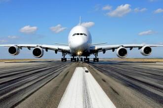 Vremea rea creeaza probleme pe Aeroportul International Cluj-Napoca