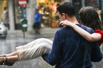 Avertizare meteo de ploi torentiale si grindina, incepand din aceasta dupa-amiaza. Zonele vizate