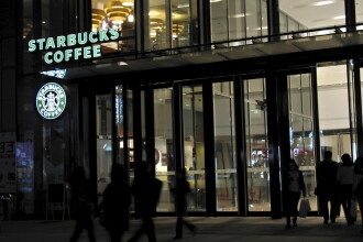 Lovitura. Cel mai mare lant de cafenele din lume pune lacatul pe unul dintre cele mai mari localuri