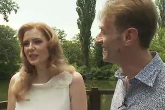 Roberta Anastase si omul de afaceri Victor Farca se casatoresc civil astazi, la Ploiesti