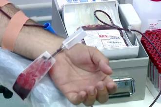 Criza de sange la Centrul de Transfuzii Sanguine Satu Mare